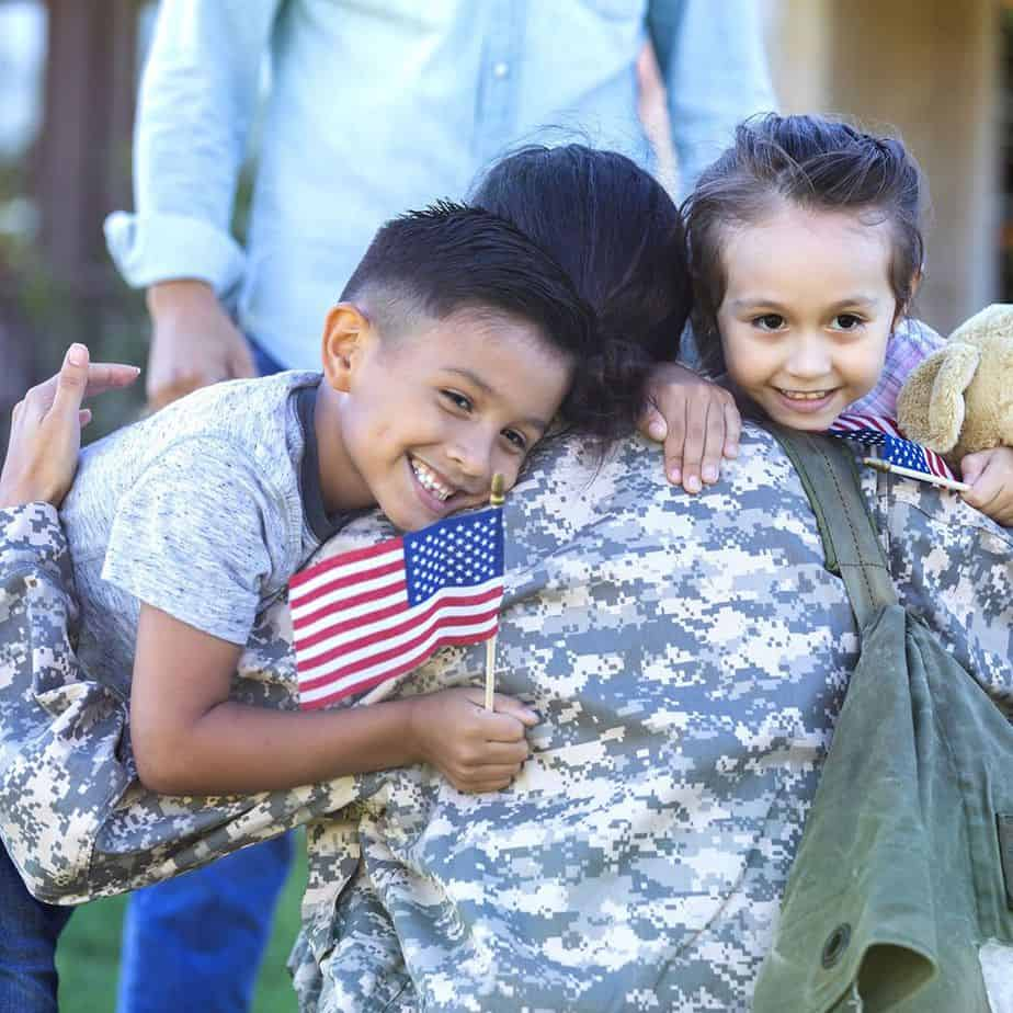 Military and first responder discount at Outback Steakhouse