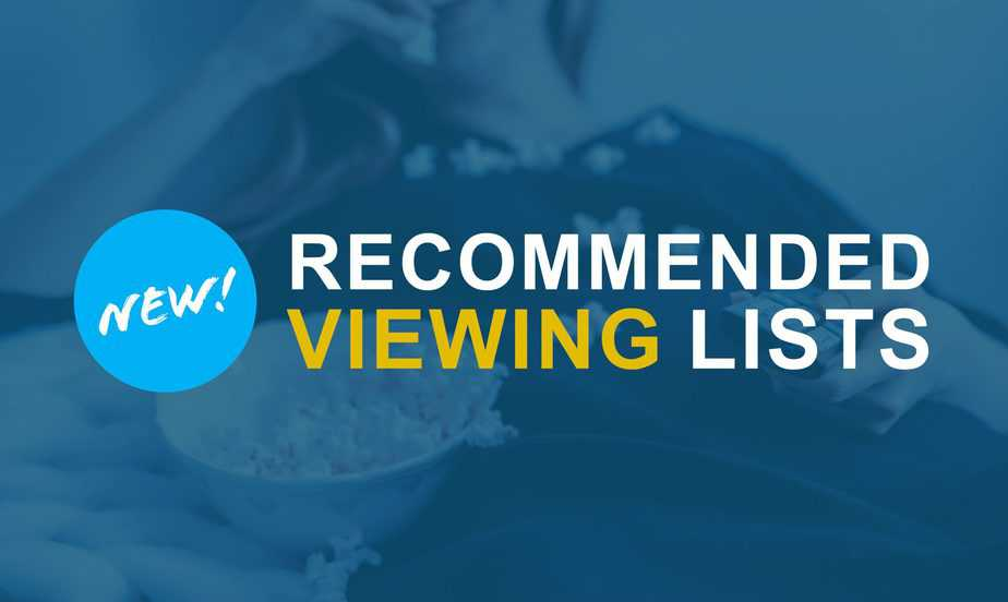 wichita public library recommeded viewing list