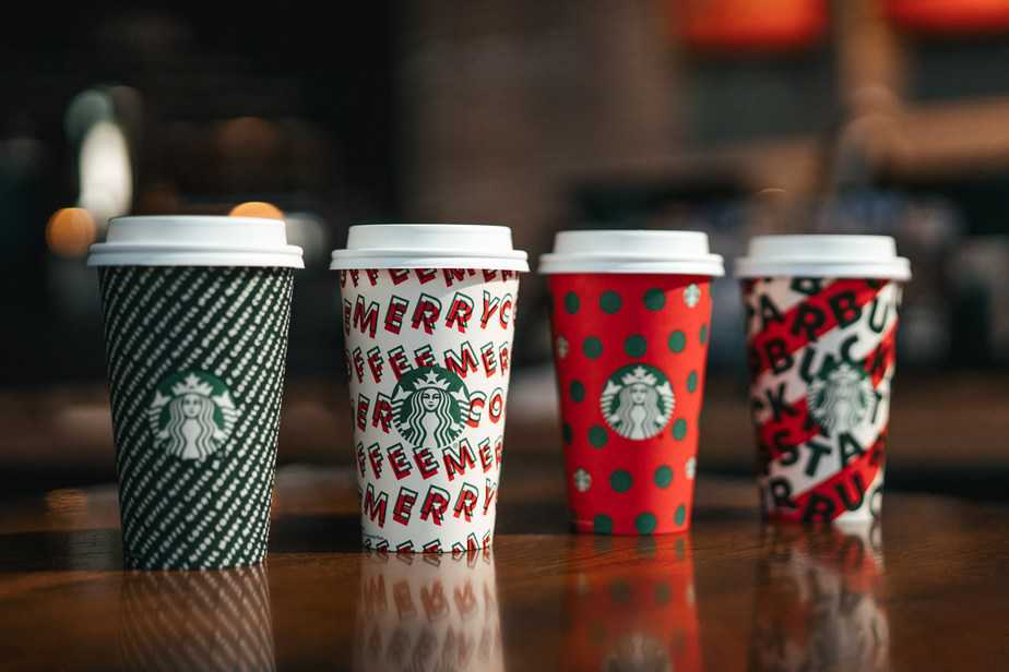 Starbucks holiday beverages 2019