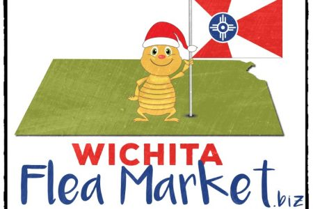 Wichita Flea Market Dec 2018 at Century II in Wichita
