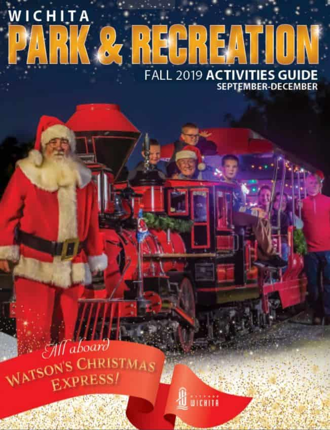 Wichita Park and Rec Fall/Holiday Activity Guide